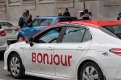 Les chauffeurs de taxi manifesteront à Montréal et Québec mardi
