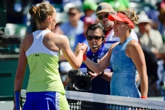 Bencic atteint les demi-finales d'Indian Wells et regagnera le top-20