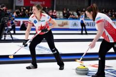 Le Canada s'incline devant l'Écosse au Mondial de curling féminin