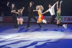 Les Canadiens veulent renverser la vapeur aux Mondiaux de patinage artistique