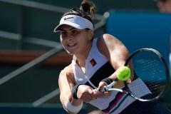Bianca Andreescu se donnera deux ou trois semaines de repos après Miami