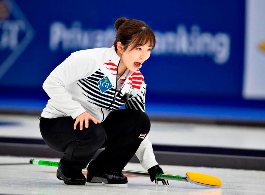 La Suisse bat la Suède et remporte le Championnat du monde de curling féminin