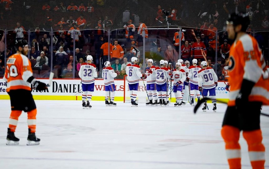 Le Canadien signe une grosse victoire aux dépens des Flyers, 3 à 1