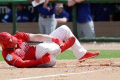 Bryce Harper est de retour avec les Phillies, comme frappeur de choix