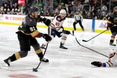 Jonathan Marchessault marque deux buts et les Golden Knights défont les Oilers 6-3