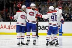 Les cinq moments marquants du match entre le Canadien et les Kings