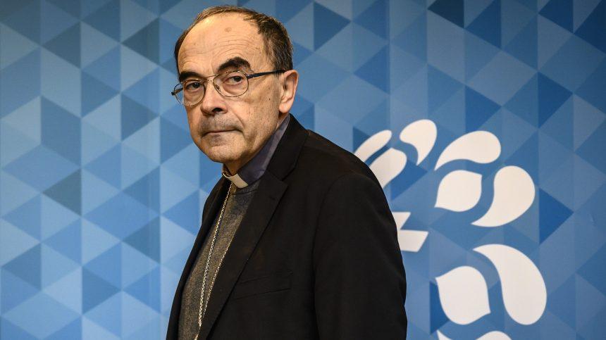 Condamné pour non-dénonciation d'agressions sexuelles, un cardinal français remet sa démission