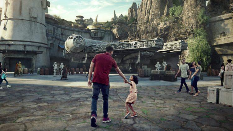 Les attractions Star Wars dans les parcs Disney ouvrent bientôt aux États-Unis