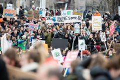 Une autre mobilisation à venir contre les changements climatiques