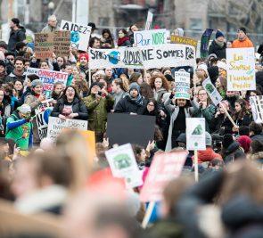 Marche des jeunes pour le climat: le ministre de l'Éducation rabroué