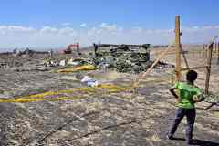 Éthiopie: les boîtes noires montrent des «similarités claires» avec le crash de Lion Air