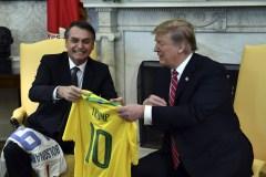 Amazonie: Brésil et États-Unis «sur la même longueur d'onde», selon un ministre brésilien