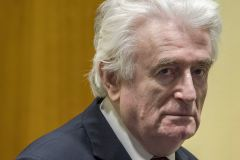 Radovan Karadzic condamné en appel à la prison à vie