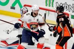 Jakob Silfverberg permet aux Ducks de gagner 3-2 contre les Panthers