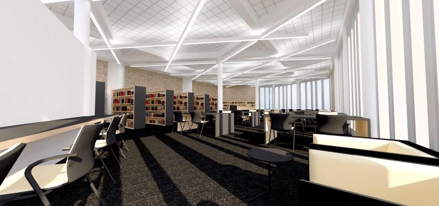 La bibliothèque du Vieux-Saint-Laurent se modernise