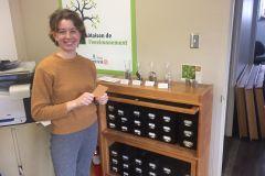 Recycler ses semences à la Maison de l'environnement de Verdun