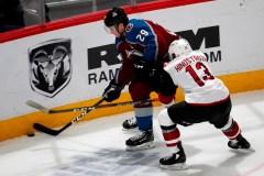 MacKinnon dénoue l'impasse en tirs de barrage et donne la victoire à l'Avalanche