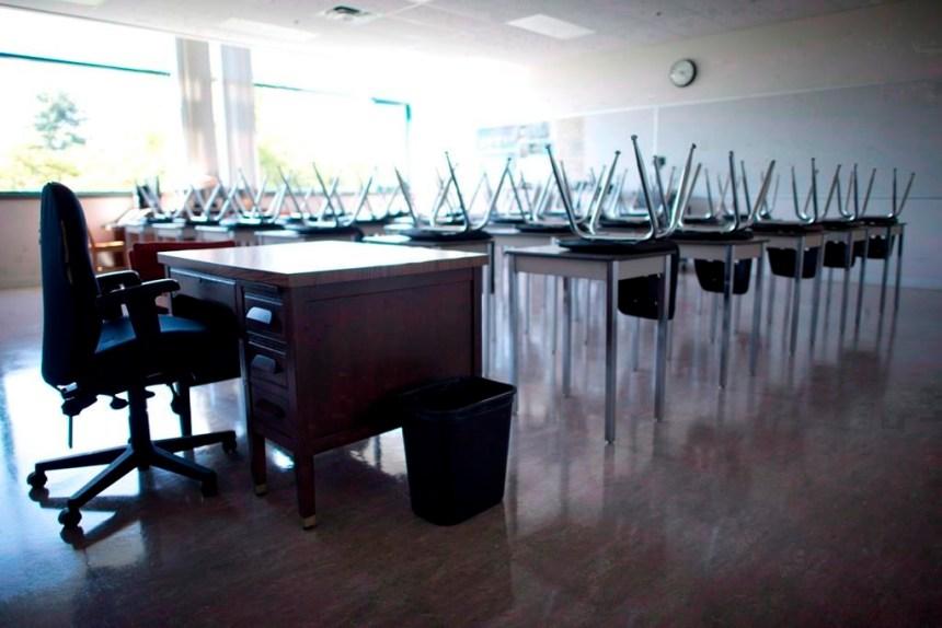 Peu d'élèves des écoles publiques régulières vont à l'université, selon une étude