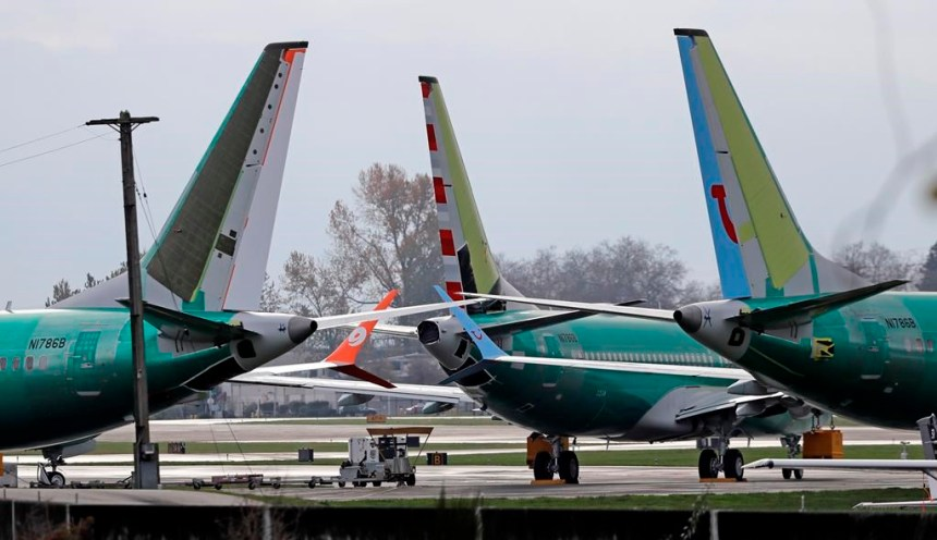 La justice américaine se penche sur la certification des Boeing 737 MAX
