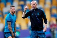 Zinédine Zidane remplacera Santiago Solari à la tête du Real Madrid
