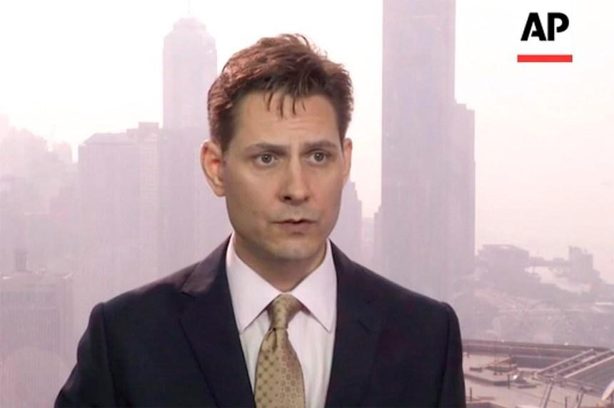 Michael Kovrig, détenu en Chine, obtient une cinquième visite consulaire