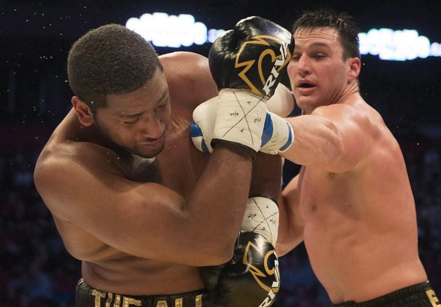 Simon Kean a redécouvert sa passion pour la boxe