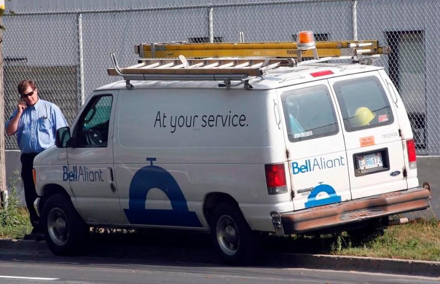 Réduction des heures de travail pour 70 techniciens chez Bell