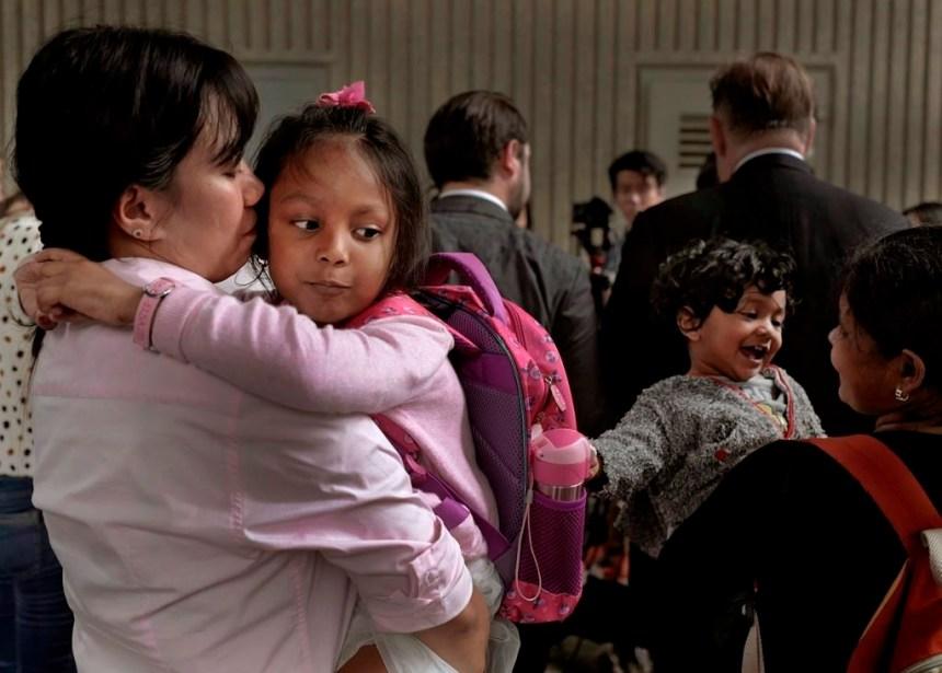 Une femme qui a aidé Edward Snowden est arrivée au Canada comme réfugiée