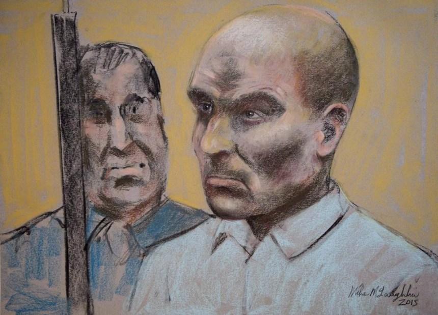 L'ex-entraîneur Bertrand Charest est remis en liberté par un juge de la Cour d'appel