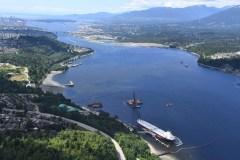 Trans Mountain: la Colombie-Britannique dit qu'elle ne veut pas bloquer le projet