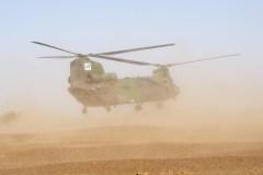 Des soldats canadiens ont évacué des militaires français blessés au Mali