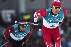Alex Harvey obtient son billet pour les phases éliminatoires du sprint à Québec