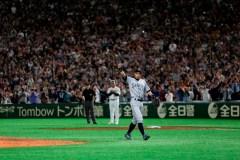 Sous les yeux de ses compatriotes, Ichiro Suzuki a joué son dernier match