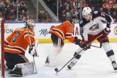 Les Oilers donnent un coup de main au Canadien en battant les Blue Jackets 4-1