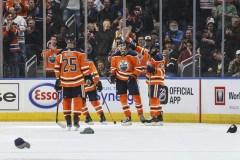 Les Oilers accordent un contrat de recrue au gardien Olivier Rodrigue