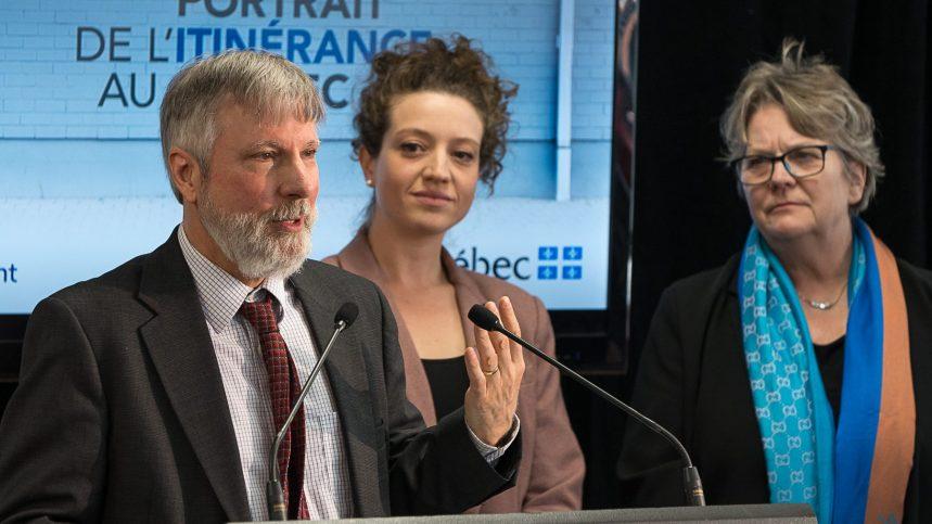 Le nombre de personnes en situation d'itinérance en hausse à Montréal