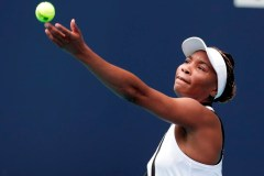 L'Américaine Venus Williams gagne d'entrée de jeu à l'Omnium de Miami
