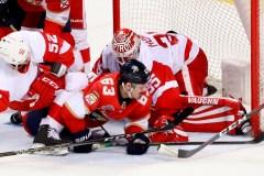 Barkov atteint le plateau des 30 buts et les Panthers écrasent les Red Wings 6-1