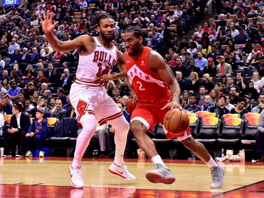 Powell récolte 20 points dans une victoire des Raptors face aux Bulls