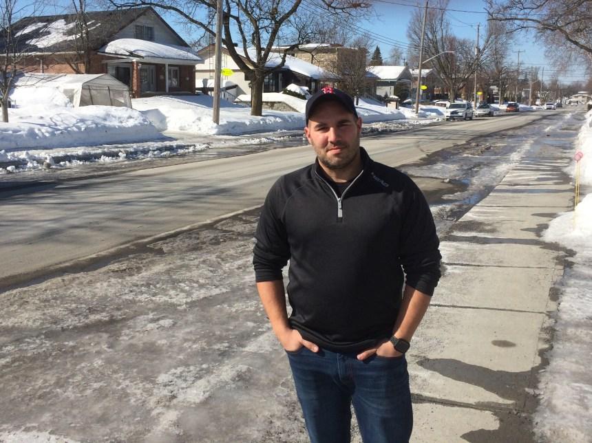 Saint-léonard: des citoyens ont ras-le-bol de leur «rue dangereuse»