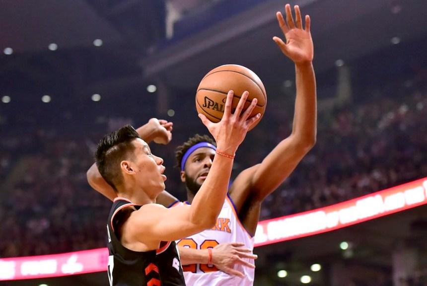 NBA: les Raptors font la vie dure aux Knicks, l'emportant 128-92