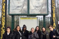 Des étudiants laSallois en France