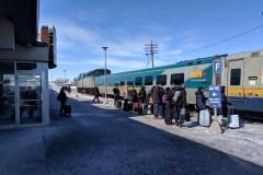 Des élus municipaux demandent le prolongement du REM vers la gare de Dorval