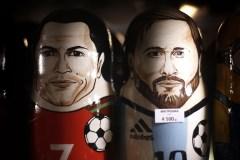 Ronaldo et Messi: Monstres et Cie