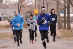 Les élèves de l'école Dorval-Jean-XXIII relèvent le défi de courir