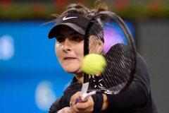 Bianca Andreescu remporte le tournoi de tennis d'Indian Wells