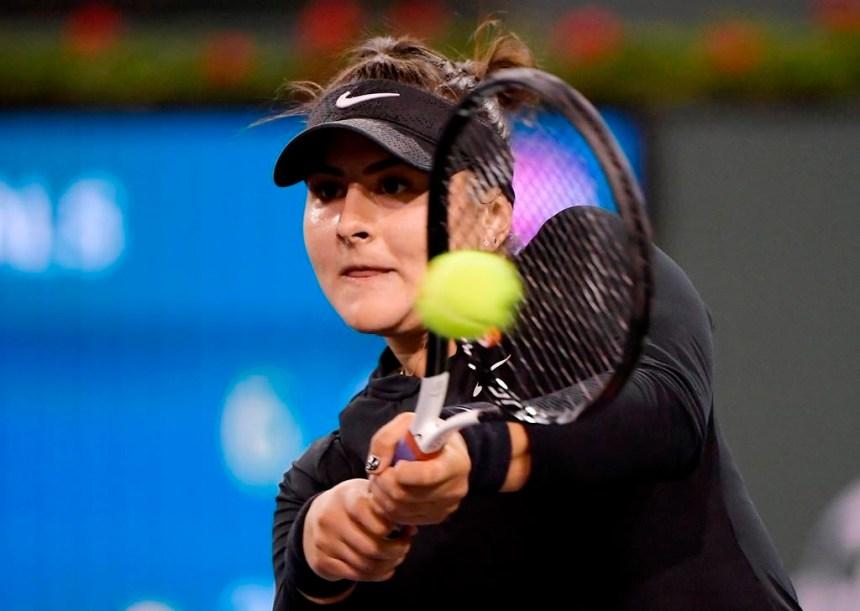 Andreescu bat Svitolina et obtient son billet pour la finale à Indian Wells