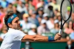 Federer atteint le carré d'as à Indian Wells, convoite un 6e titre