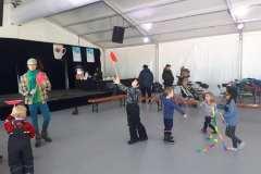 Initiation au cirque offerte par Action Prévention Verdun
