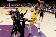 NBA: Les Clippers affronteront les Mavericks à Vancouver en octobre